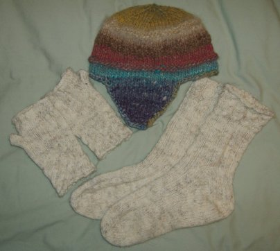 knitted stuff