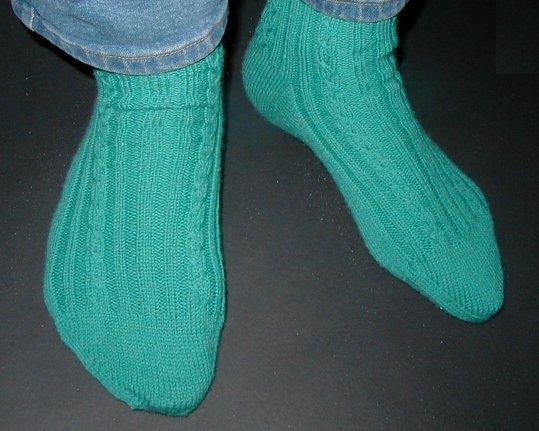 Anns sock.jpg